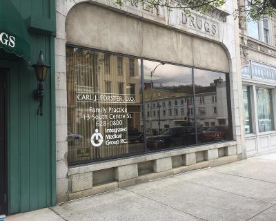 Commercial ACTIVE: 13 S Centre Street