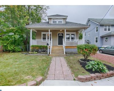 Merchantville Single Family Home ACTIVE: 209 West End Avenue