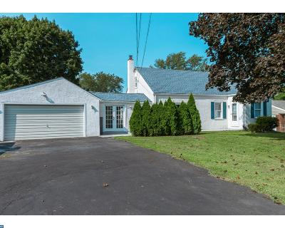 Feasterville PA Single Family Home ACTIVE: $295,900