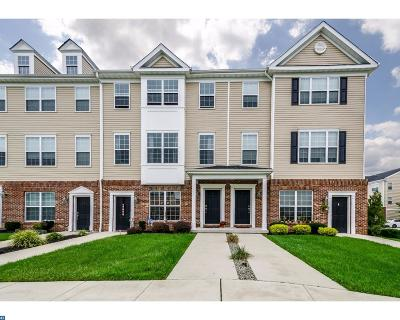 Burlington Township Condo/Townhouse ACTIVE: 74 Riverwalk Boulevard