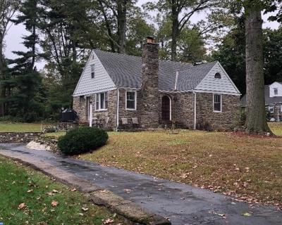 Huntingdon Valley Single Family Home ACTIVE: 214 Ely Avenue