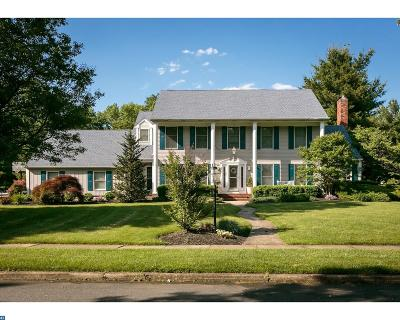 Moorestown Single Family Home ACTIVE: 815 Fernwood Road