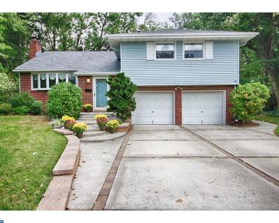 Cherry Hill Single Family Home ACTIVE: 105 Spring House Court