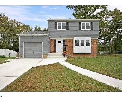 Bellmawr Single Family Home ACTIVE: 60 Vaughn Avenue