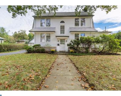 Merion Station Single Family Home ACTIVE: 223 Valley Road