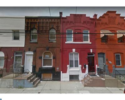 Philadelphia Condo/Townhouse ACTIVE: 2254 Van Pelt Street