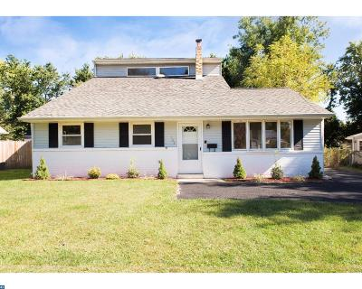Deptford Single Family Home ACTIVE: 132 Peterson Boulevard