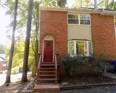 Newark Single Family Home ACTIVE: 16 Helios Court