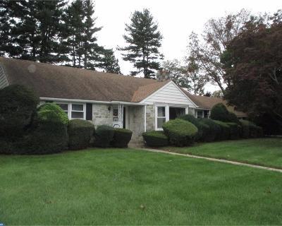 Huntingdon Valley Single Family Home ACTIVE: 484 Leonard Road