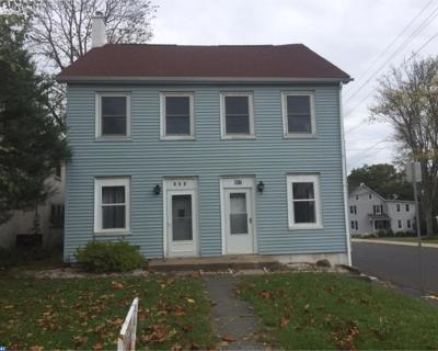 PA-Bucks County Multi Family Home ACTIVE: 901 W Broad Street