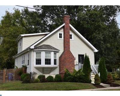 Glassboro Single Family Home ACTIVE: 219 Pennsylvania Road
