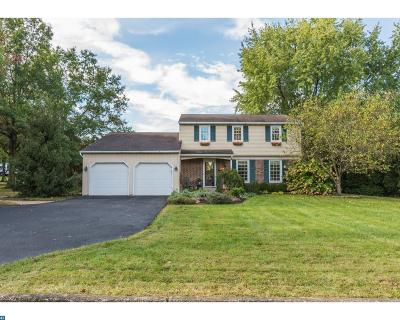 Perkasie PA Single Family Home ACTIVE: $325,000