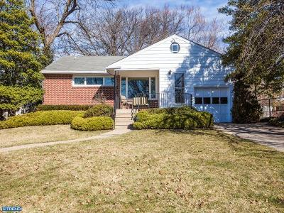 Collingswood NJ Single Family Home ACTIVE: $335,000