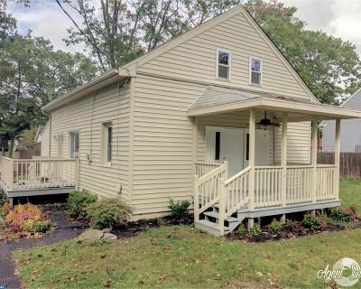Gloucester Twp Single Family Home ACTIVE: 62 Essex Avenue