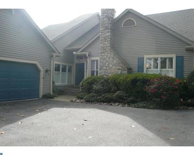 Huntingdon Valley Single Family Home ACTIVE: 1723 Oak Hill Drive