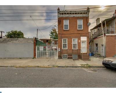 Philadelphia Single Family Home ACTIVE: 1430 W Bristol Street