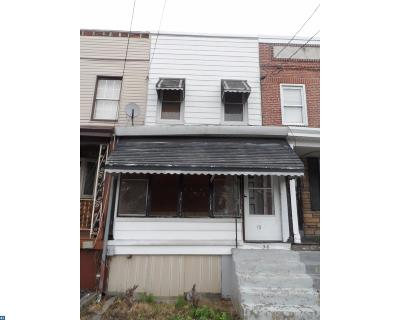 Trenton NJ Condo/Townhouse ACTIVE: $24,900
