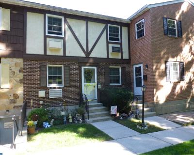 West Chester Condo/Townhouse ACTIVE: 207 Walnut Hill Road #B23