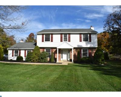 PA-Montgomery County Single Family Home ACTIVE: 549 Paterno Drive