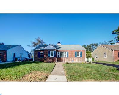 New Castle Single Family Home ACTIVE: 14 McMullen Avenue