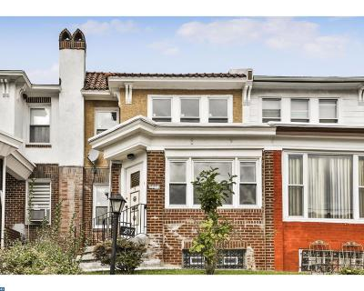 PA-Philadelphia County Condo/Townhouse ACTIVE: 1817 67th Avenue