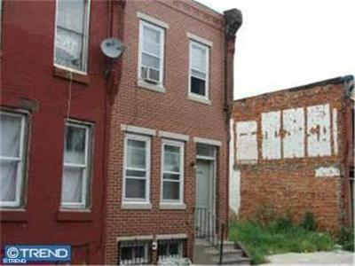 Philadelphia PA Condo/Townhouse ACTIVE: $43,000