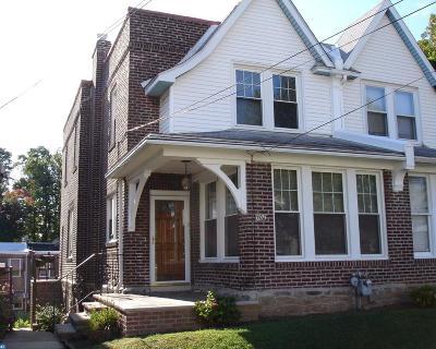 Yeadon Single Family Home ACTIVE: 702 Bullock Avenue