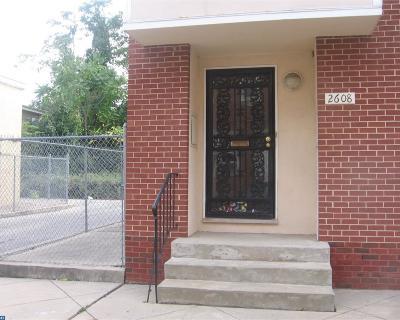 Philadelphia PA Condo/Townhouse ACTIVE: $72,000