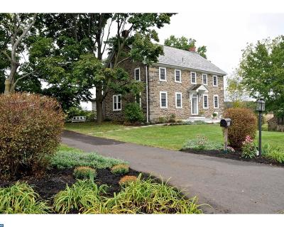 PA-Bucks County Single Family Home ACTIVE: 300 King Road