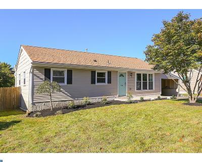 NJ-Camden County Single Family Home ACTIVE: 510 Good Intent Road