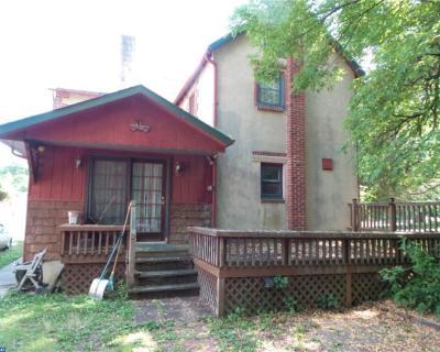 NJ-Camden County Single Family Home ACTIVE: 21 Clementon Avenue