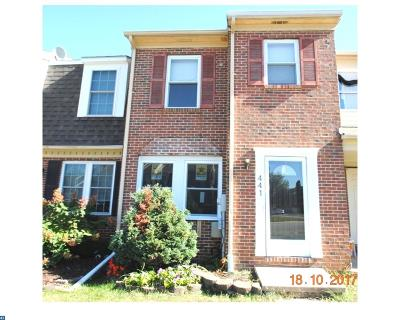 Newark Condo/Townhouse ACTIVE: 441 Barley Drive