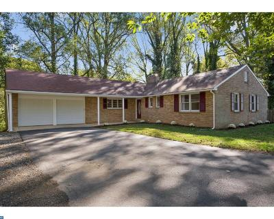 Hockessin Single Family Home ACTIVE: 13b Arthur Drive