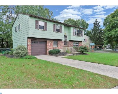 West Deptford Twp Single Family Home ACTIVE: 102 Hessian Run Court