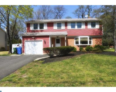 Cherry Hill Single Family Home ACTIVE: 207 Lamp Post Lane