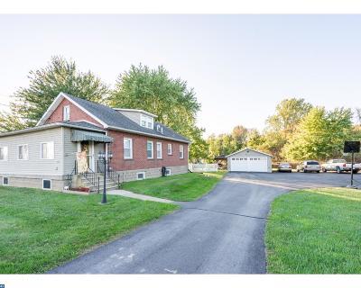 PA-Bucks County Single Family Home ACTIVE: 5550 Hulmeville Road
