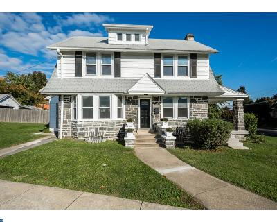 Springfield, Upper Darby Single Family Home ACTIVE: 100 Foster Avenue