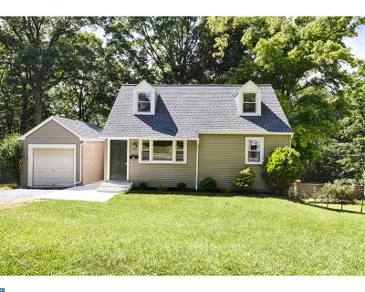 Newtown Square Single Family Home ACTIVE: 110 Rockwood Road