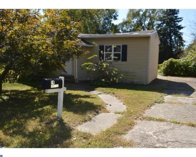 NJ-Camden County Single Family Home ACTIVE: 14 Brewer Avenue