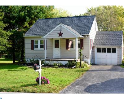 Downingtown Single Family Home ACTIVE: 3810 Humpton Road