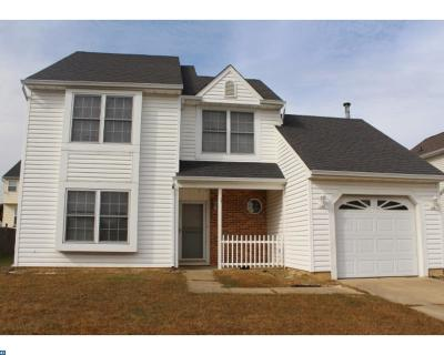NJ-Camden County Single Family Home ACTIVE: 48 Stone Hollow Drive