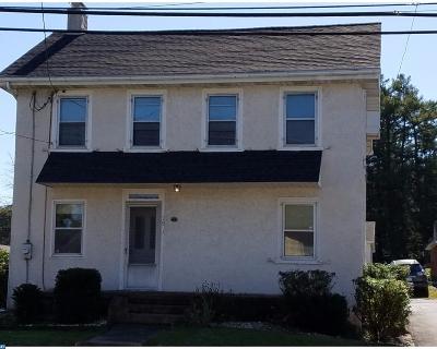 Elverson Single Family Home ACTIVE: 19 E Main Street