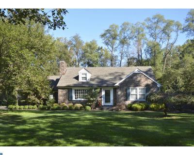 Washington Crossing PA Single Family Home ACTIVE: $524,900