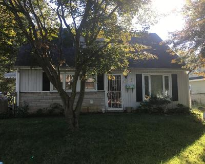 Morrisville PA Single Family Home ACTIVE: $115,000