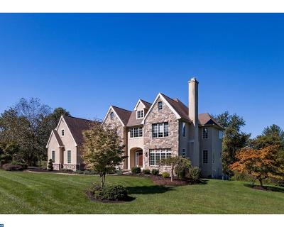 Chadds Ford PA Single Family Home ACTIVE: $849,900