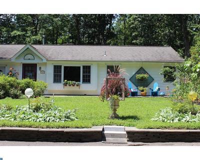 Medford Lakes Single Family Home ACTIVE: 122 Lenape Trail