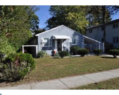 Glassboro Single Family Home ACTIVE: 103 Georgetown Road