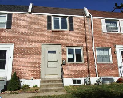 Norristown PA Condo/Townhouse ACTIVE: $99,900