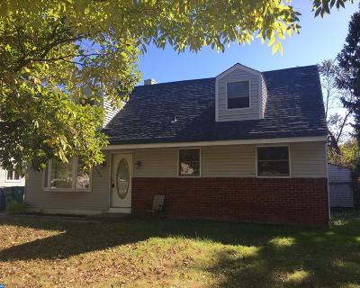 PA-Bucks County Single Family Home ACTIVE: 1106 Dolores Lane