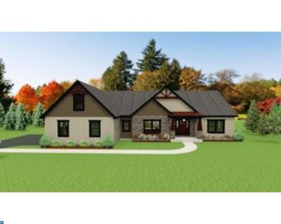 Harleysville Single Family Home ACTIVE: Lot 1 Kinsey Road